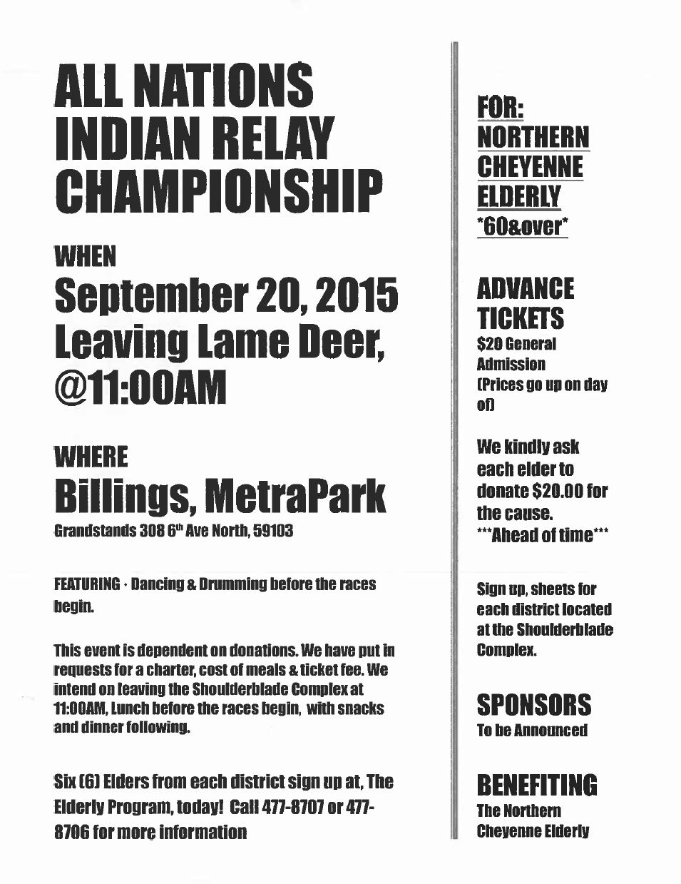 indian relay championships