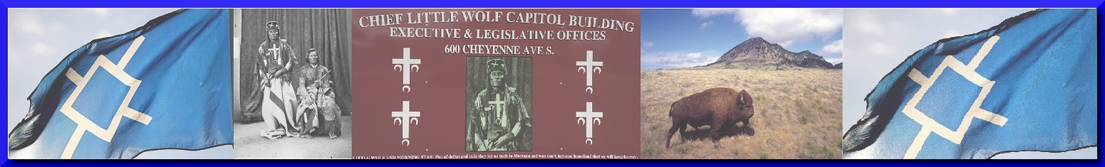 Northern Cheyenne Tribe Homepage